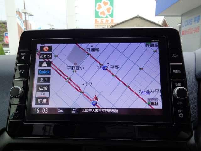ハイウェイスター X プロパイロットエディション メモリーナビ【MM320D-L】&フルセグ&アラウンドビューモニター&ETC(5枚目)