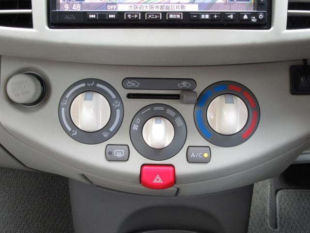 日産 マーチ 12E プラスナビHDD SP