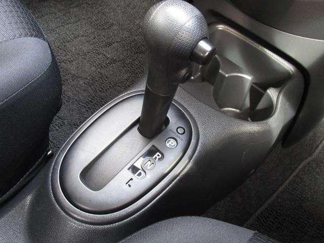 今、小型車以下のお車には、CVT(無段変速)のミッションが使われています。燃費に貢献するのもこのミッションです