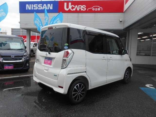 「日産」「デイズルークス」「コンパクトカー」「大阪府」の中古車2