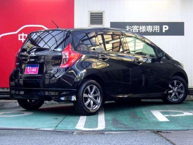 「日産」「ノート」「コンパクトカー」「大阪府」の中古車2