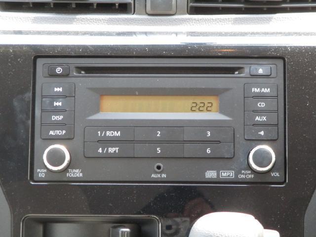 日産 デイズ J CD