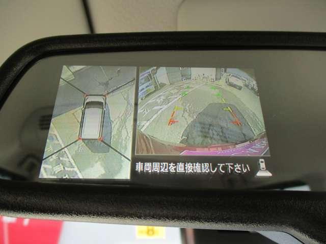 X メモリーナビ アラウンドビュー 片側オートスライド(5枚目)