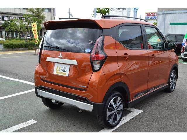 「三菱」「eKクロス」「コンパクトカー」「兵庫県」の中古車6