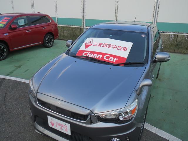 三菱 RVR ローデストG HDDフルセグ ナビ