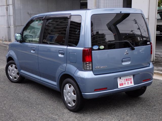 三菱 eKワゴン M プレミアエディション仕様 CD ETC ベンチシート