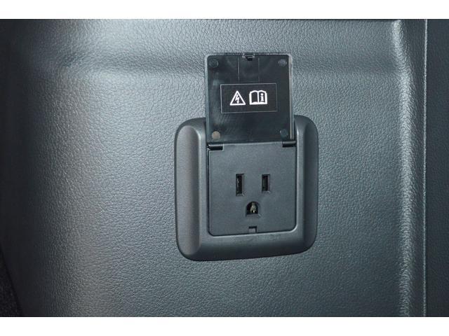 G 登録済未使用車 100V電源 サンルーフ 電動リヤゲート(5枚目)