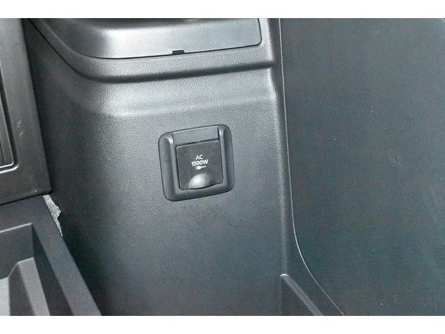 オールブラックスエディション スマホ連携ナビ 電気温水式ヒーター AC100V電源 全周囲カメラ レーダークルーズ 後側方車両検知システム(5枚目)