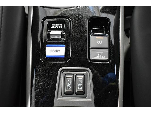 オールブラックスエディション スマホ連携ナビ 電気温水式ヒーター AC100V電源 全周囲カメラ レーダークルーズ 後側方車両検知システム(8枚目)