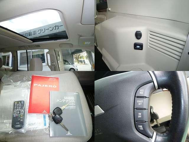 3.0 ロング エクシード 4WD サンルーフ HDDナビ(3枚目)