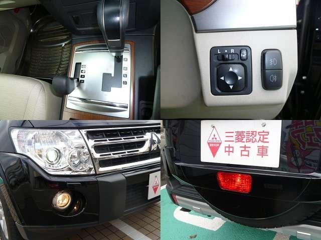 3.0 ロング エクシード 4WD サンルーフ HDDナビ(4枚目)