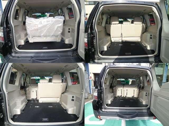 3.0 ロング エクシード 4WD サンルーフ HDDナビ(6枚目)