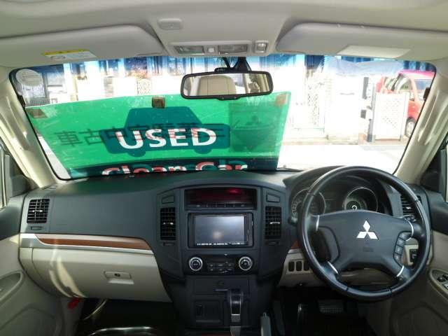 3.0 ロング エクシード 4WD サンルーフ HDDナビ(9枚目)