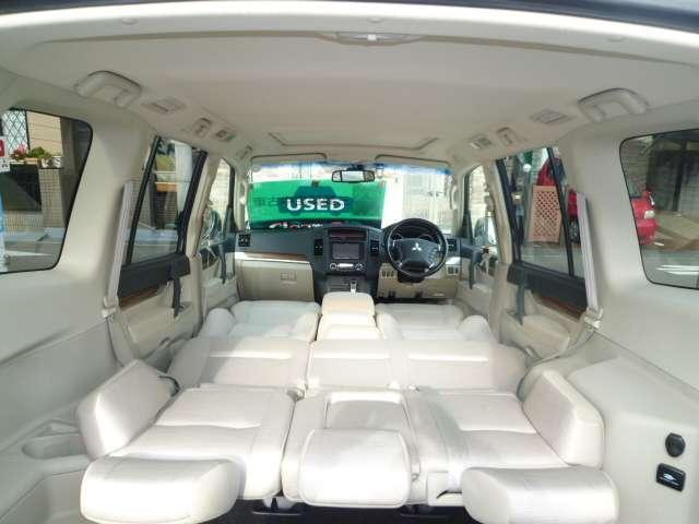 3.0 ロング エクシード 4WD サンルーフ HDDナビ(12枚目)