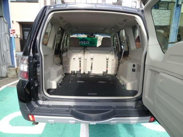 3.0 ロング エクシード 4WD サンルーフ HDDナビ(14枚目)