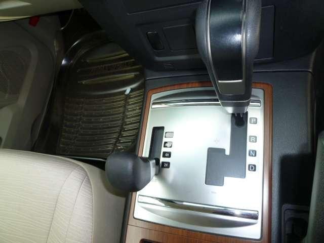 3.0 ロング エクシード 4WD サンルーフ HDDナビ(19枚目)