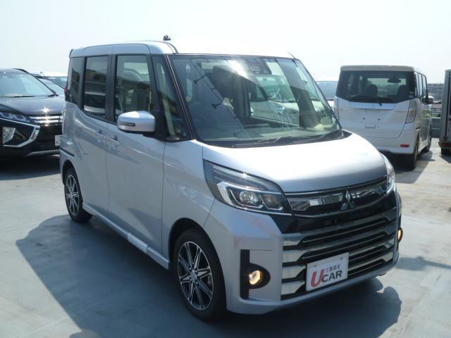 「三菱」「eKスペースカスタム」「コンパクトカー」「兵庫県」の中古車3