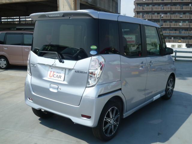 「三菱」「eKスペースカスタム」「コンパクトカー」「兵庫県」の中古車5