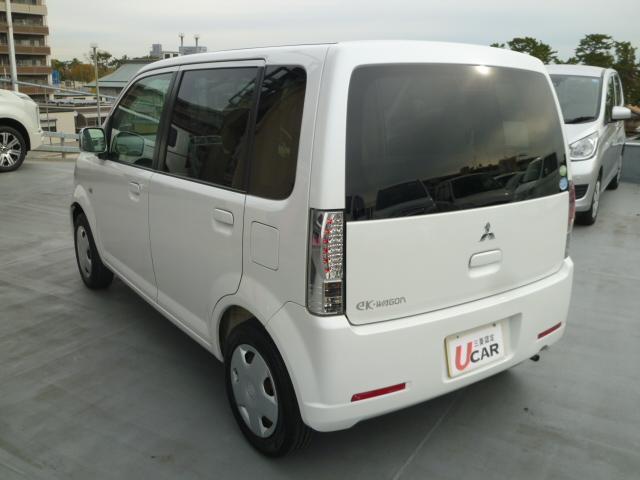 「三菱」「eKワゴン」「コンパクトカー」「兵庫県」の中古車7