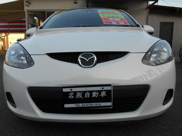 「マツダ」「デミオ」「コンパクトカー」「大阪府」の中古車2