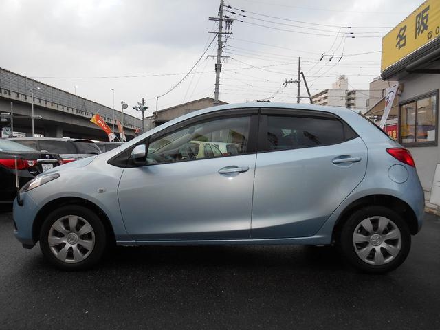「マツダ」「デミオ」「コンパクトカー」「大阪府」の中古車17