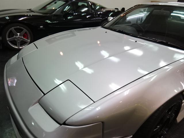 日産 180SX S14エンジンワイドボディDMAXフルエアロ車高調LSD