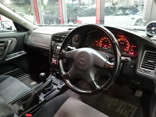 オーテックVer260RSVerワイドボディ車高調ブレンボ(13枚目)