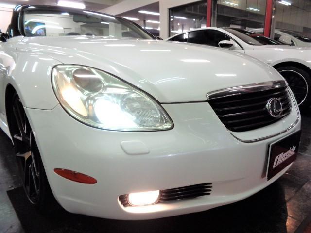 「レクサス」「レクサス SC430」「オープンカー」「大阪府」の中古車6