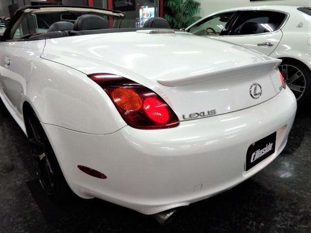 「レクサス」「レクサス SC430」「オープンカー」「大阪府」の中古車9