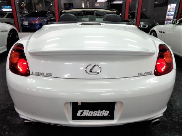 「レクサス」「レクサス SC430」「オープンカー」「大阪府」の中古車10