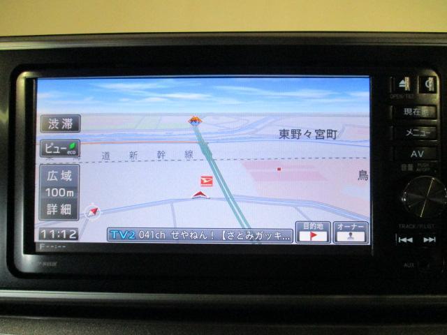 アクティバG SAII スマ-トアシストII・純正ナビ装備(5枚目)