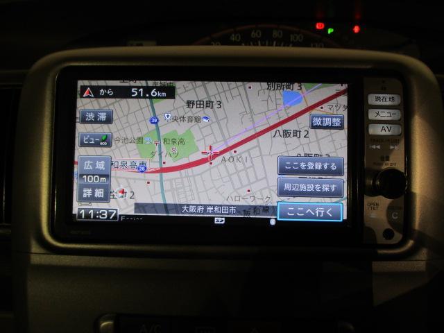 L 純正フルセグナビ・CD/DVD・ブル-トゥ-ス・CVT車・フル装備・リモコンキ-・電動格納ドアミラ-・ABS・14インチフルホイ-ルキャップ・マット/バイザ-装備(8枚目)
