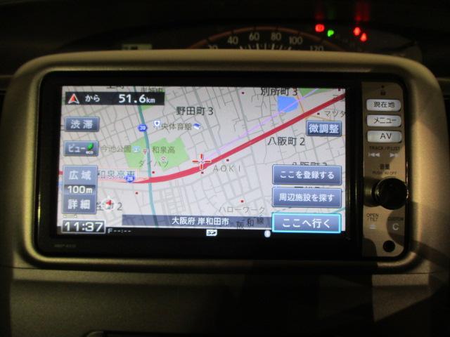 L 純正フルセグナビ・CD/DVD・ブル-トゥ-ス・CVT車・フル装備・リモコンキ-・電動格納ドアミラ-・ABS・14インチフルホイ-ルキャップ・マット/バイザ-装備(9枚目)