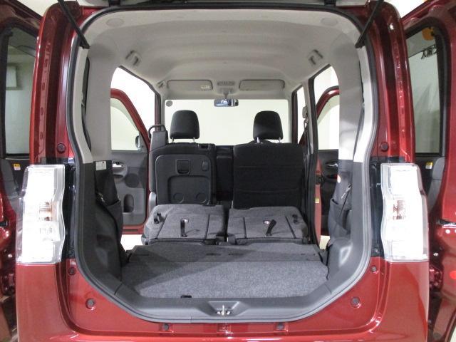 カスタムX 車検整備渡 走行距離15,460km純正アルミホイール CD FM AMオーディオ,両側スライドドア 左側片側電動スライドドア(16枚目)