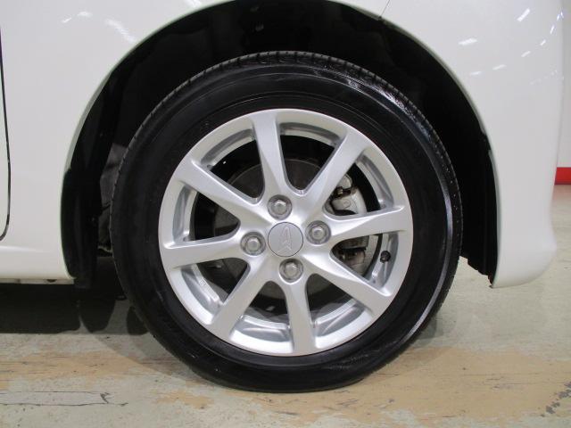 X CDステレオ・ETC車載器・ドライブレコ-ダ-・オ-トエアコン・スマ-トキ-・電動格納ドアミラ-・ABS・14インチアルミホイ-ル・マット/バイザ-装備(20枚目)