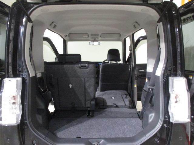 ウェルカムシート カスタムX 衝突防止運転支援システムスマートアシストIIフロントカメラアンドレーザーレーダー 社外CD FM AMラジオ 純正ETC車載器搭載(39枚目)