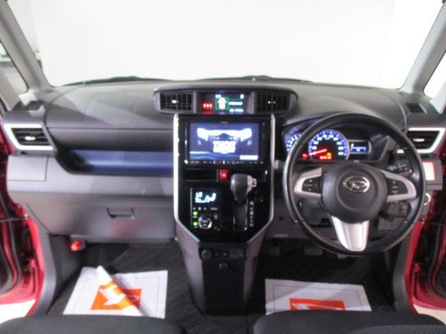 カスタムG SAII 純正フルセグナビ・CD/DVD/ブル-トゥ-ス・ETC・ドラレコ・LEDヘッドライト・オ-トエアコン・スマ-トキ-・ABS・14インチアルミホイ-ル・マット/バイザ-装備(4枚目)