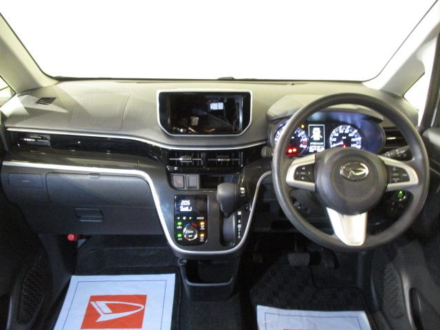 カスタムX LEDヘッドライト&フォグランプ・オートエアコン・スマ-トキ-・電動格納ドアミラ-・14インチアルミホイ-ル・オーディオレス・マット/バイザ-装備(3枚目)