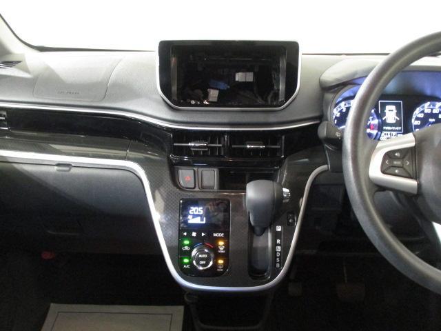 カスタムX LEDヘッドライト&フォグランプ・オートエアコン・スマ-トキ-・電動格納ドアミラ-・14インチアルミホイ-ル・オーディオレス・マット/バイザ-装備(6枚目)