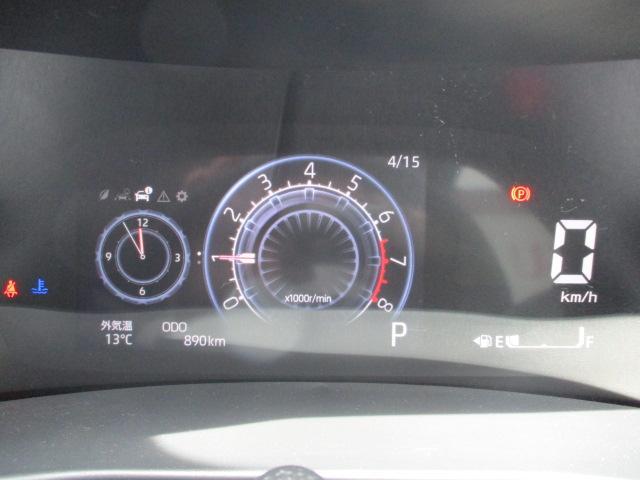 G スマ-トアシスト・純正9インチフルセグナビ・CD/DVD・ブル-トゥ-ス・LEDヘッドライト・スマ-トキ-・オ-トエアコン・ABS・17インチアルミホイ-ル・マット装備(5枚目)
