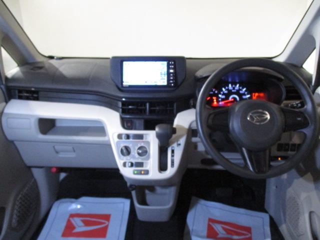 L ダイハツ純正ワンセグナビ搭載 純正ETC車載器搭載 マニュアルエアコン 電動格納ミラー ハロゲンヘッドライト キーレスエントリー(2枚目)