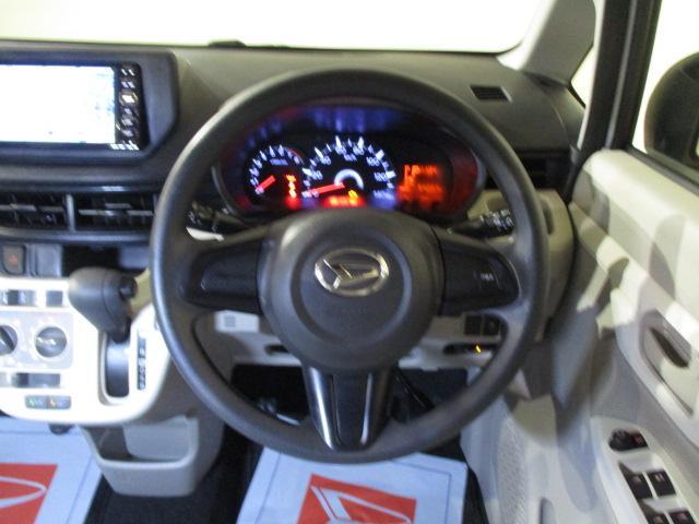 L ダイハツ純正ワンセグナビ搭載 純正ETC車載器搭載 マニュアルエアコン 電動格納ミラー ハロゲンヘッドライト キーレスエントリー(3枚目)
