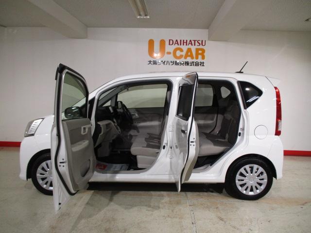 L ダイハツ純正ワンセグナビ搭載 純正ETC車載器搭載 マニュアルエアコン 電動格納ミラー ハロゲンヘッドライト キーレスエントリー(30枚目)