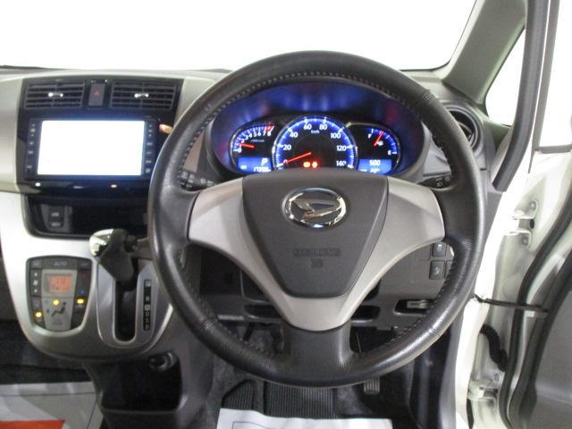 カスタム Xリミテッド SA スマートアシスト・純正ワンセグナビ・CD・ETC車載器・スマ-トキ-・オートエアコン・電動格納ドアミラ-・ABS・マット/バイザ-装備(7枚目)