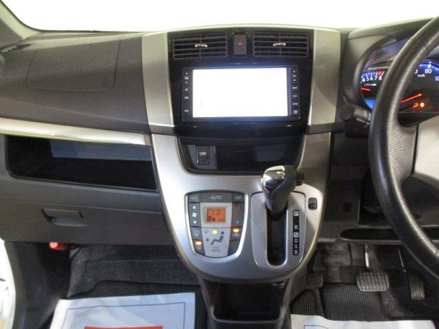 カスタム Xリミテッド SA スマートアシスト・純正ワンセグナビ・CD・ETC車載器・スマ-トキ-・オートエアコン・電動格納ドアミラ-・ABS・マット/バイザ-装備(8枚目)