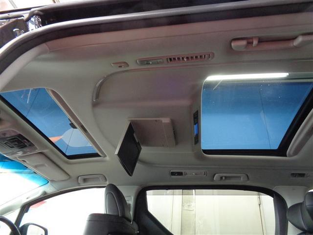 2.5Z Gエディション サンルーフ フルセグ メモリーナビ DVD再生 ミュージックプレイヤー接続可 後席モニター バックカメラ 衝突被害軽減システム ETC 両側電動スライド LEDヘッドランプ 乗車定員7人 3列シート(14枚目)