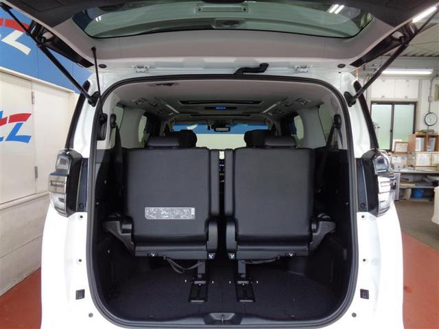 2.5Z Gエディション サンルーフ フルセグ メモリーナビ DVD再生 ミュージックプレイヤー接続可 バックカメラ 衝突被害軽減システム ETC ドラレコ 両側電動スライド LEDヘッドランプ 乗車定員7人 3列シート(8枚目)