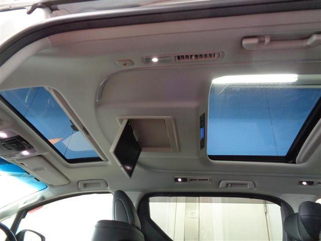 2.5Z Aエディション サンルーフ フルセグ メモリーナビ DVD再生 ミュージックプレイヤー接続可 後席モニター バックカメラ 衝突被害軽減システム ETC 両側電動スライド LEDヘッドランプ 乗車定員7人 3列シート(17枚目)