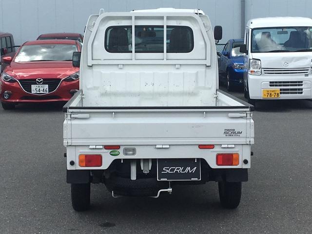マツダ スクラムトラック KCエアコン・パワステ ETC バイザー ワンオーナー