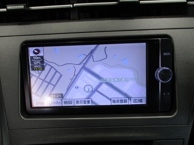 人気のトヨタ純正SDナビ!!DVDビデオの再生機能・ フルセグTV対応でとっても扱いやすいです!!